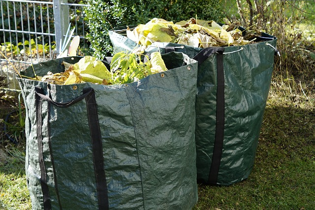 help and advice on garden waste disposal we load and clear your junk
