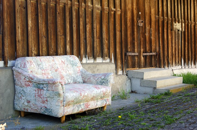 good house clearance furniture by a large local operator